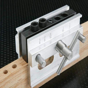 Woodworking Hole Locator/Angle Drill Guide