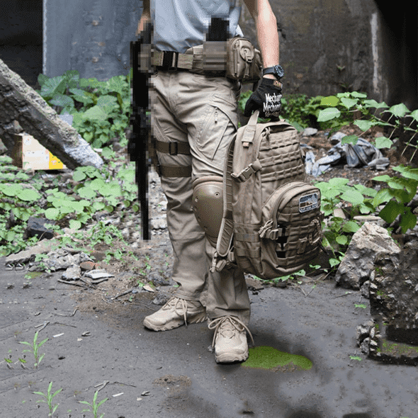 【 Buy 2 Get Extra 10% OFF &Free Shipping】-Multifunction Tactical Waterproof Pants