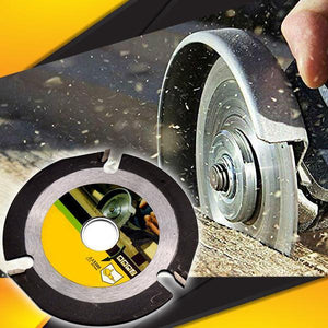 【10% Straight OFF 】Circular Speedcutter Saw for Angle Grinder