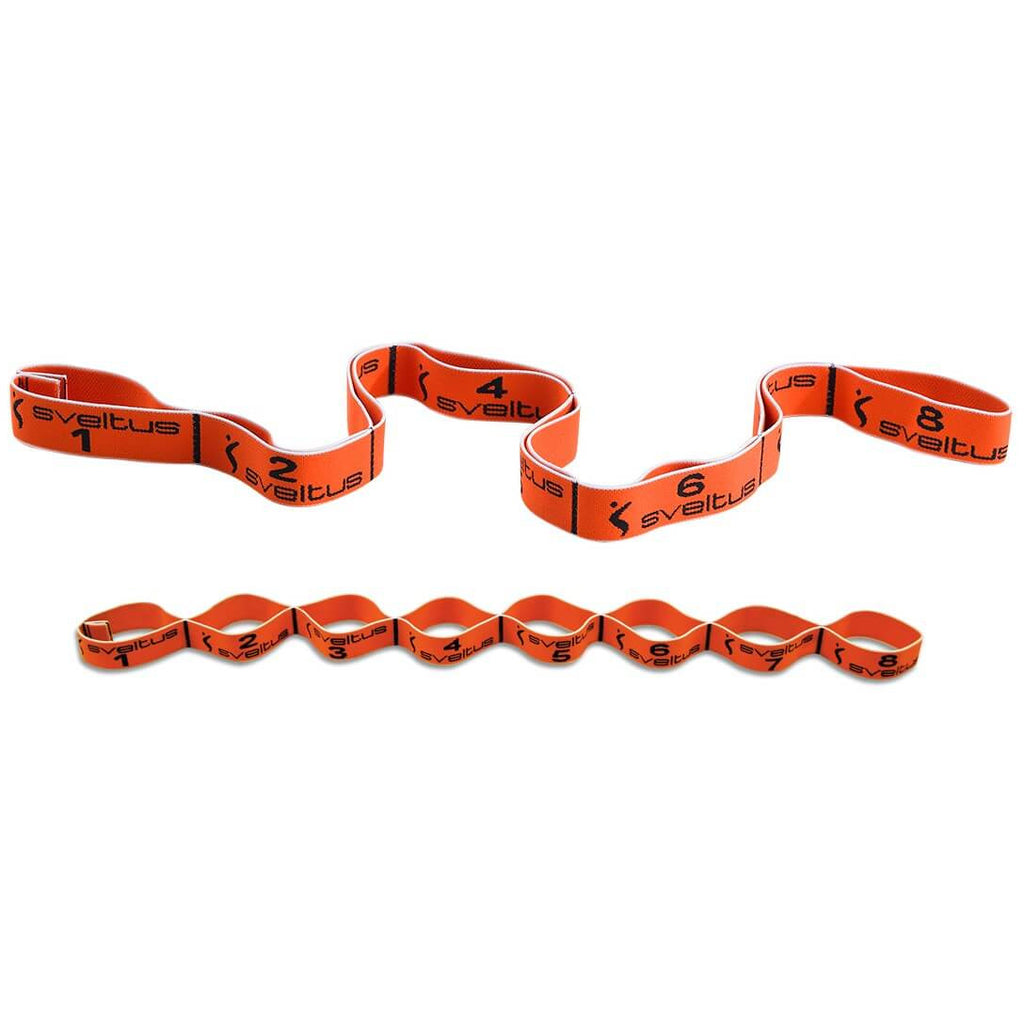 Elastiband 7 kg orange