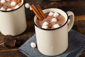 HEMP OIL INFUSED HOT CHOCOLATE RECIPE