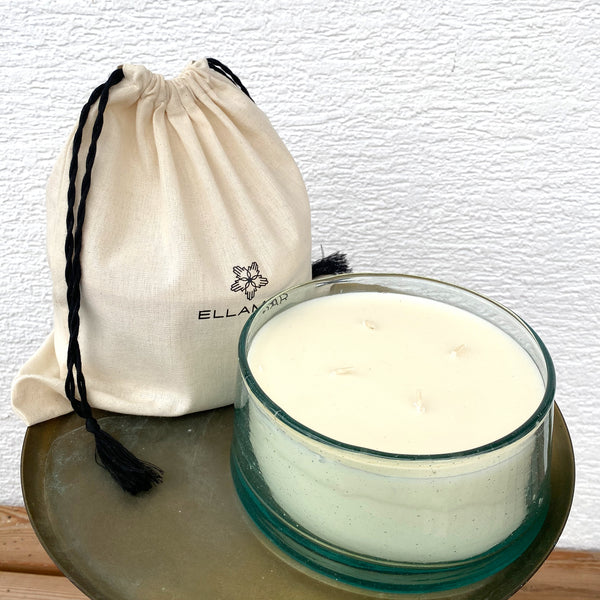 "Candle ""Fig"" - large"