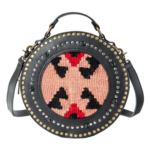 Bag Marrakesch - black/kelim