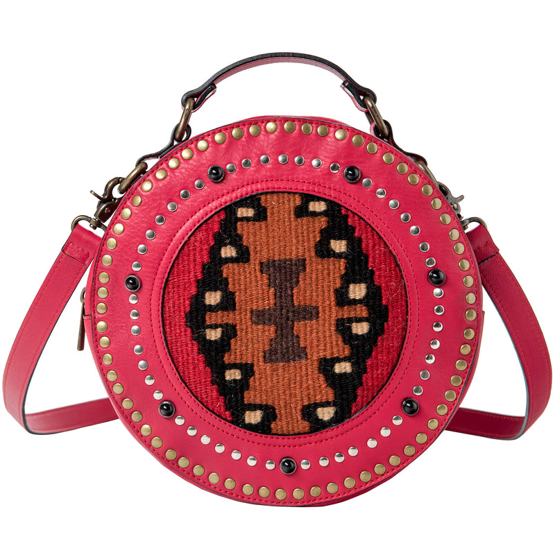 Bag Marrakesch - red/kelim