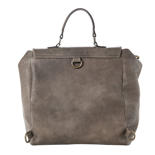 Milano - grey/leather