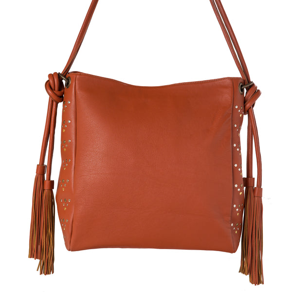 Bag Marokko - cognac/leather