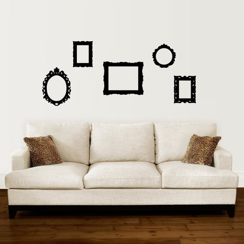 Wall Decals - Living Room