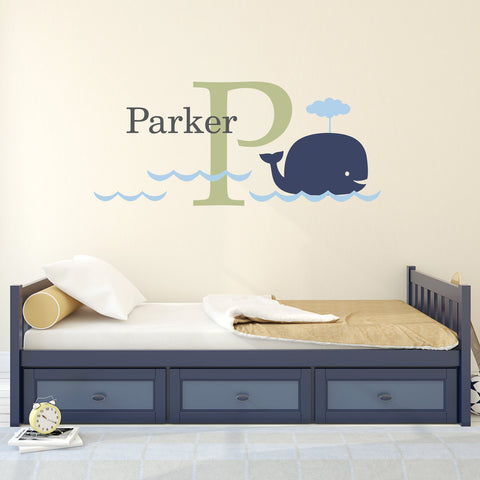 Wall Decals - Personalized