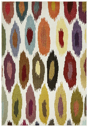 Gemini Modern 500 Multi Coloured Rug