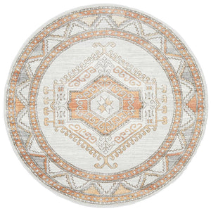 Mayfair Caitlen Natural Round Rug