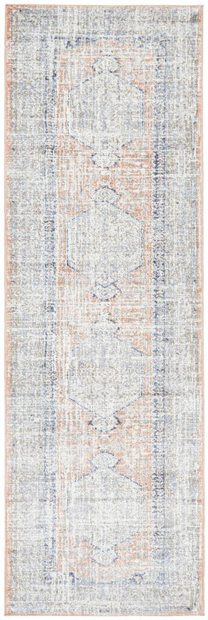Mayfair Lorissa Peach Runner Rug