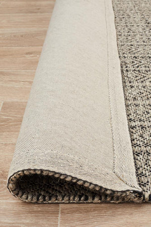 Miller Rhythm Lyric Grey Rug