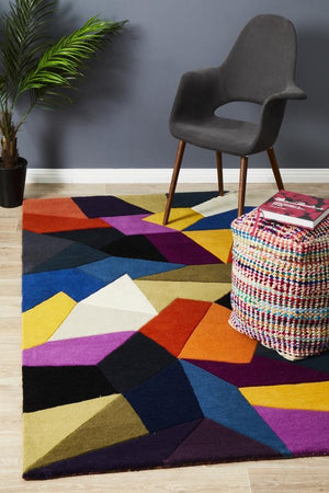 Matrix Pure Wool 906 Crayon Rug