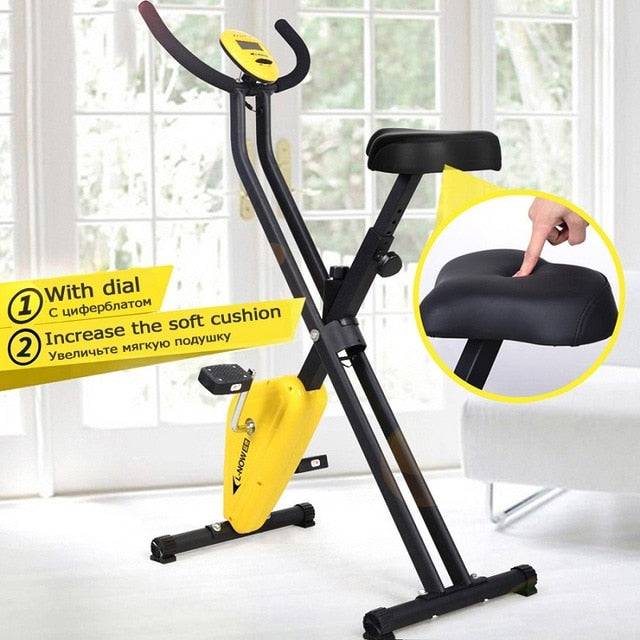 Indoor Spinning Bike