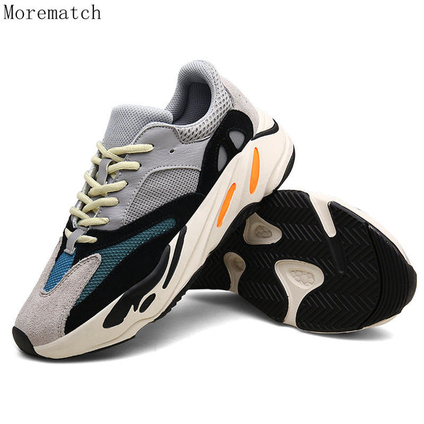Morematch Men Lightweight Running Shoes