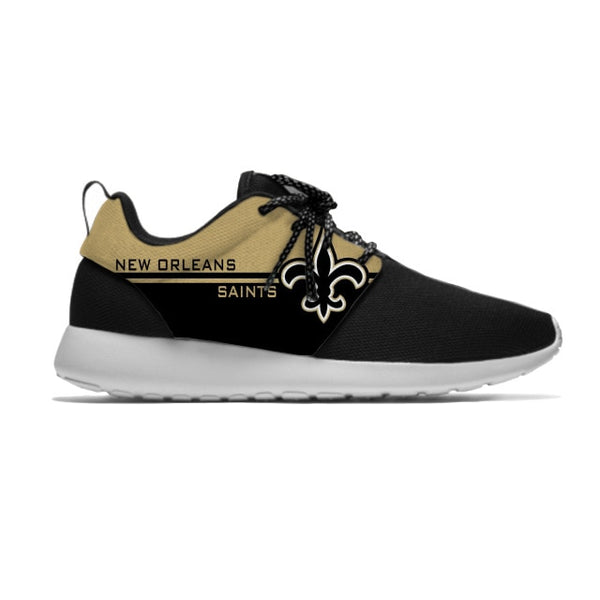 Saints Breathable Casual Sneakers
