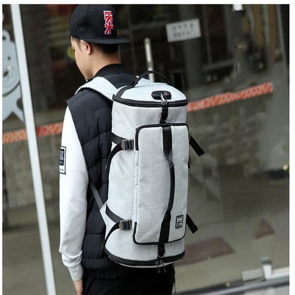 USB Smart Gym Backpack