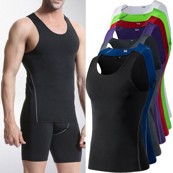 Men Compression Tank Top