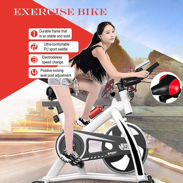 Stationary Cycling Equipment