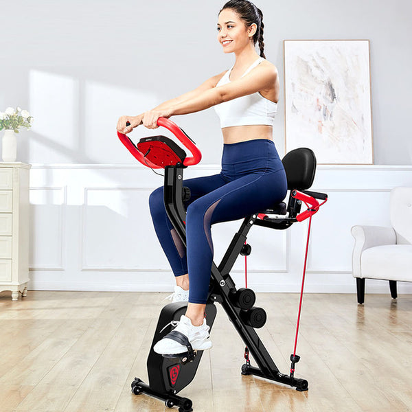 Full Folding Exercise Bike