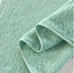 100% cotton solid color face Towel