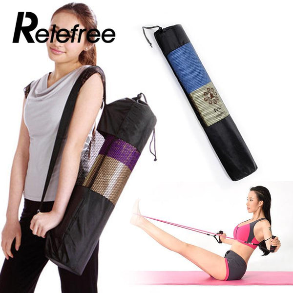 Blackyoga backpack yoga mat