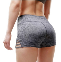 Compression Breathable Yoga Shorts