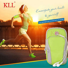 Sports Running Armband Bag Case