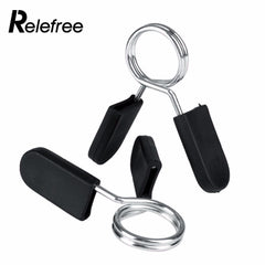 24mm Spring Barbell Gym Clip