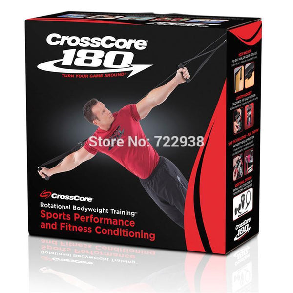 CrossCore 180 resistance bands set