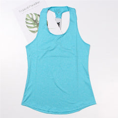 Professional Yoga Top Vest