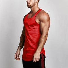 Summer Singlets Mens Tank Tops