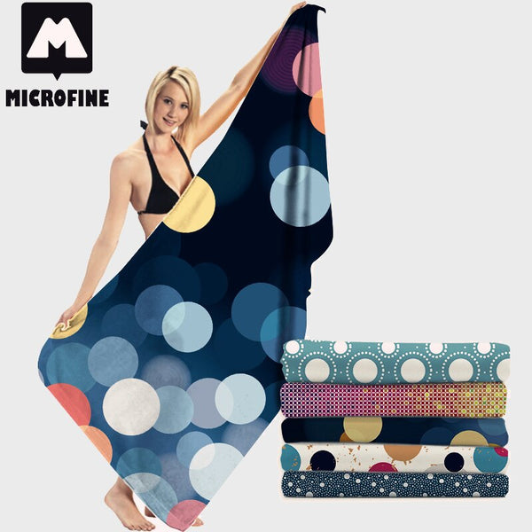 Microfine Beach Towel