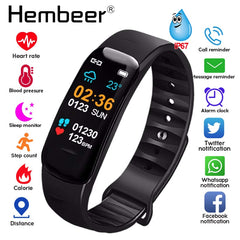 Fitness Tracker Wristband