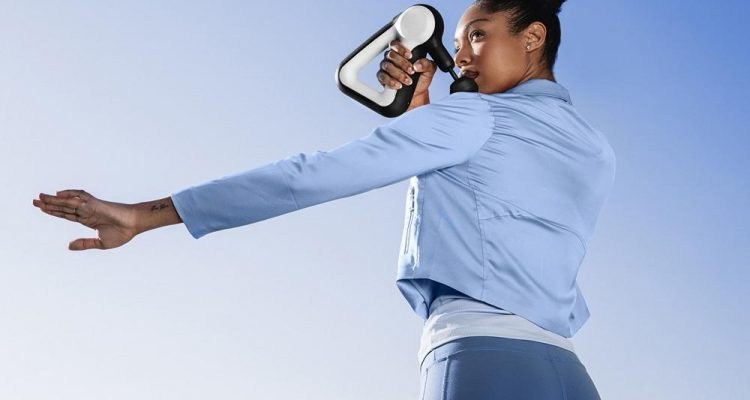 Top 3 Healing Benefits of Massage Guns for Athletes and the Office Worker