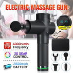 PTS Low Profile Massage Gun