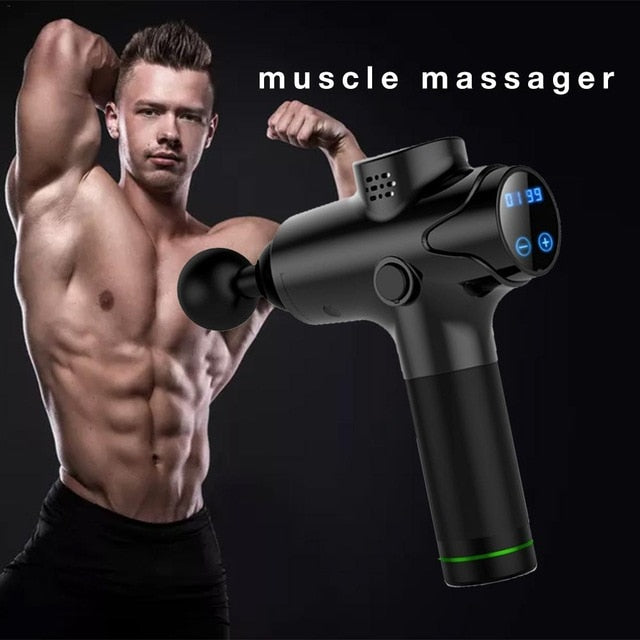 PTS Fitnex Massage Gun