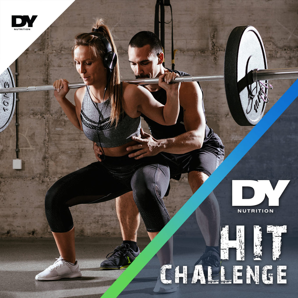 DY HIT CHALLENGE