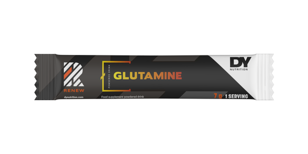 Renew Glutamine Unflavored Sachets
