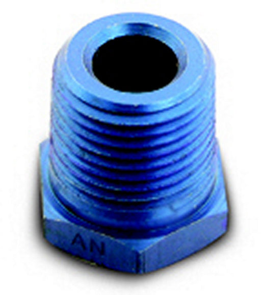 1/2in-3/8in Pipe Bushing - Aluminum