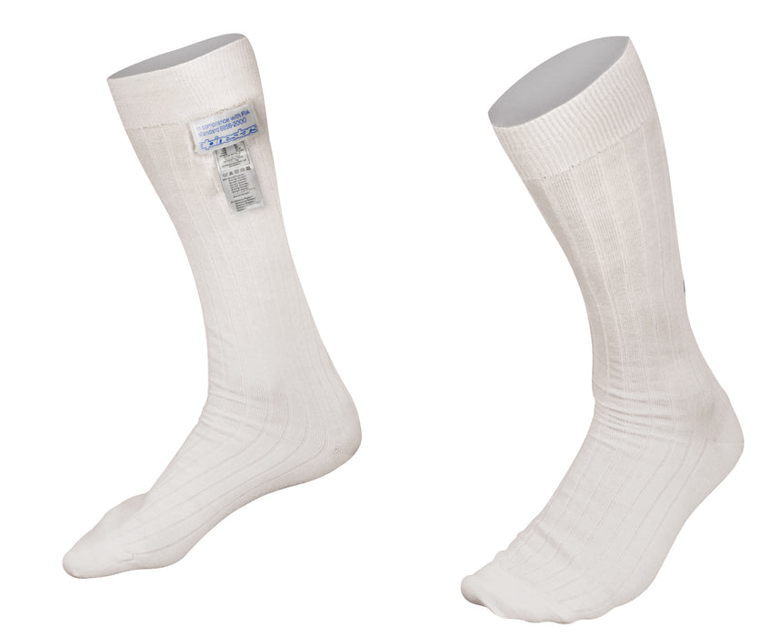 ZX Nomex Sock White Large