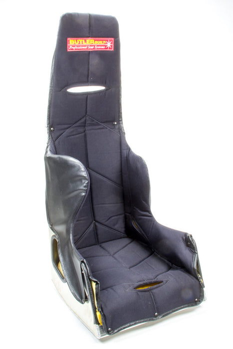 Butlerbuilt 17in Black Seat & Cover