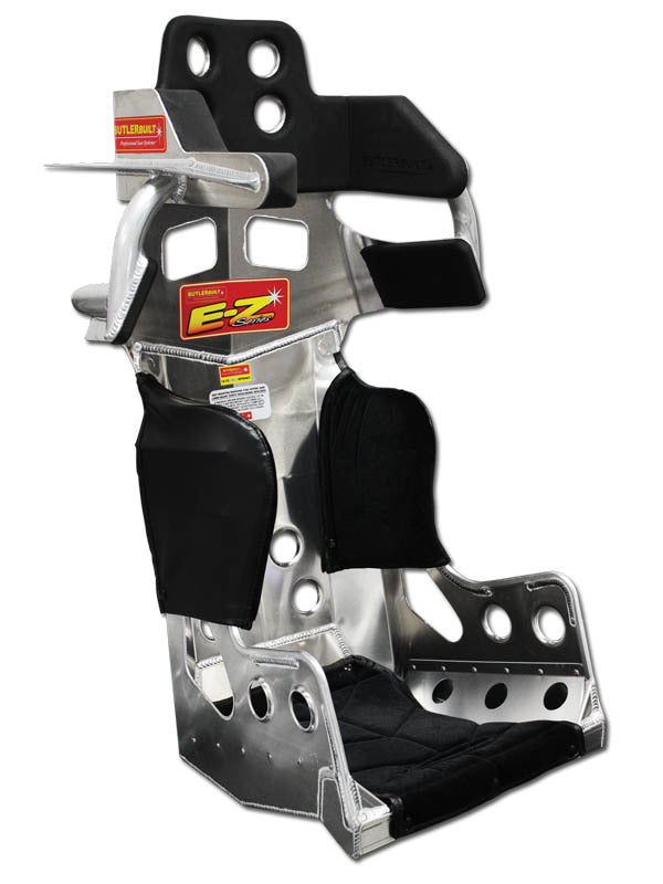 Butlerbuilt 16.5in EZ Sprint Seat w/ Black Cover 10 Degree