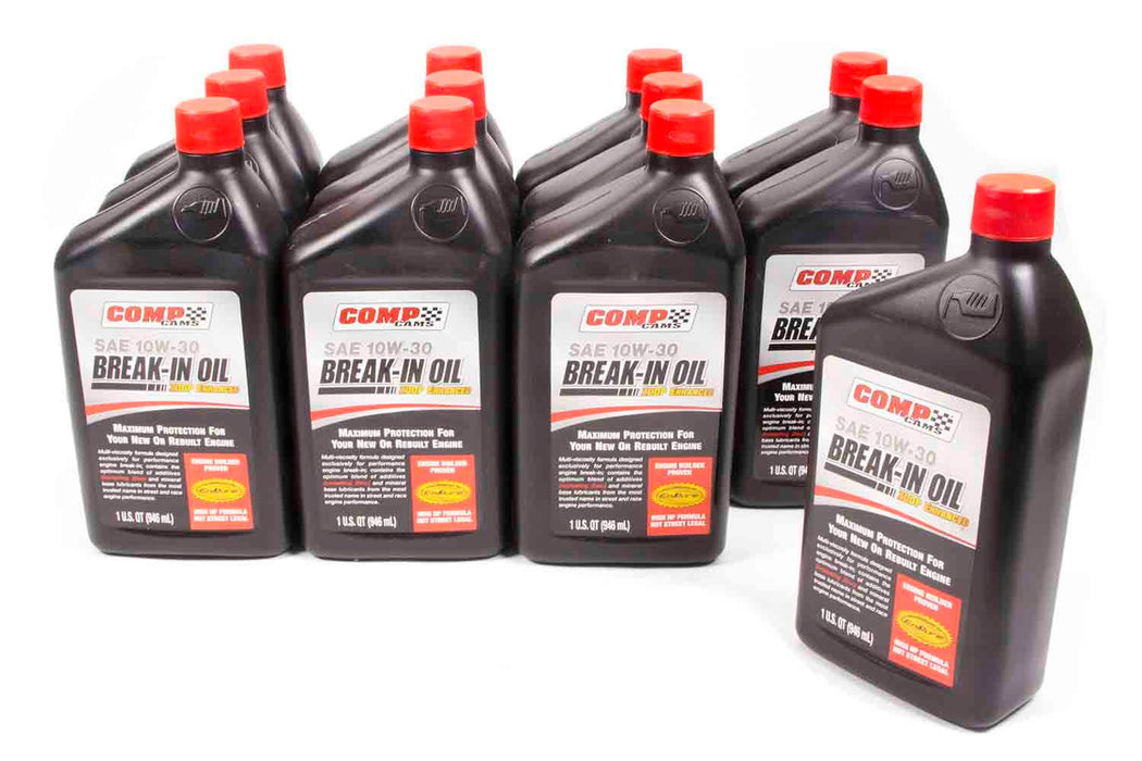 Engine Break-In Oil - 1 Case of 12