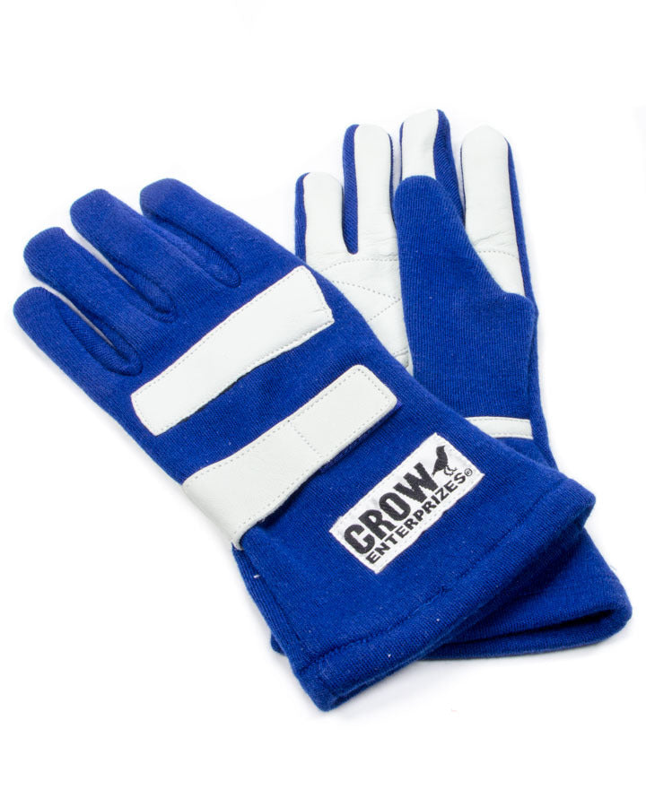 Gloves Small Blue Nomex 2-Layer Standard