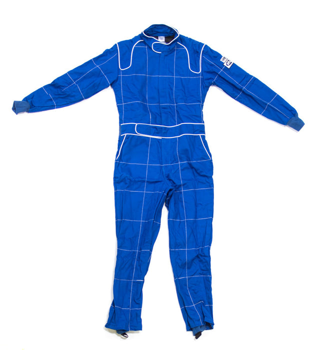 Driving Suit 1-Piece BL 2-Layer Proban XXL
