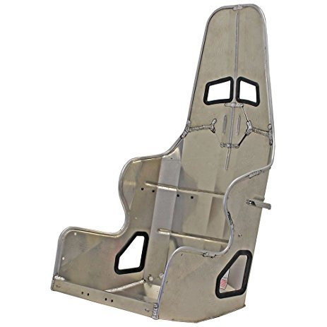 Kirkey Aluminum Seat 15in Oval Entry Level