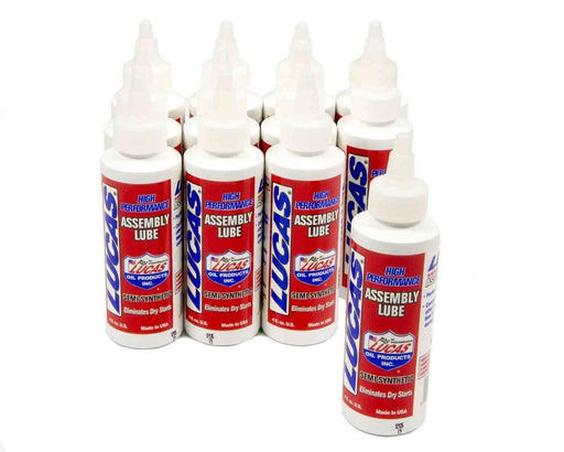 Assembly Lube 12x4oz - Lucas