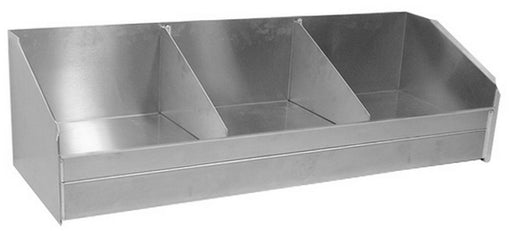 Pit-Pal 3 Bay Helmet Shelf 42.75x12x15