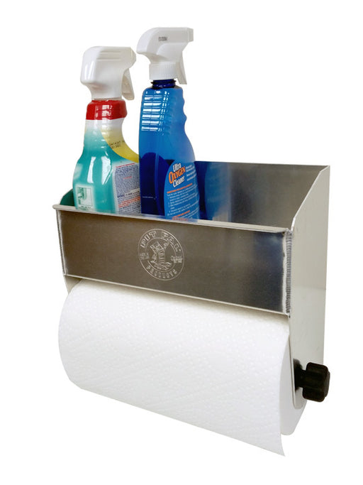 Pit-Pal 1 Shelf w/ Towel Roll